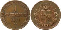 Sechsling 1850 Schleswig-Holstein-Königliche Linie Unter Statthaltersch... 15,00 EUR  + 4,00 EUR frais d'envoi