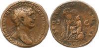 Sesterz  98-117 n. Chr. Kaiserzeit Trajan 98-117. Sehr schön  115,00 EUR  + 4,00 EUR frais d'envoi