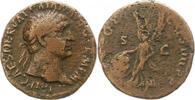 As  98-117 n. Chr. Kaiserzeit Trajan 98-117. Schön  35,00 EUR  + 4,00 EUR frais d'envoi