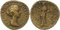 Sesterz  Kaiserzeit Faustina Minor, Gemahlin des Marcus Aurelius +176. ... 95,00 EUR  + 4,00 EUR frais d'envoi