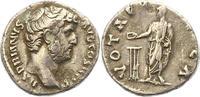 Denar  117-138 n. Chr. Kaiserzeit Hadrian 117-138. Schön - sehr schön  65,00 EUR  + 4,00 EUR frais d'envoi