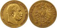 10 Mark Gold 1872  C Preußen Wilhelm I. 1861-1888. Sehr schön  185,00 EUR  + 4,00 EUR frais d'envoi
