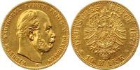 10 Mark Gold 1874  B Preußen Wilhelm I. 1861-1888. Sehr schön  175,00 EUR  + 4,00 EUR frais d'envoi
