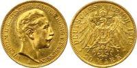 20 Mark Gold 1912  A Preußen Wilhelm II. 1888-1918. Winz. Kratzer, vorz... 295,00 EUR envoi gratuit