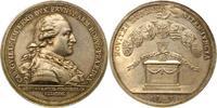 Silbermedaille 1787 Braunschweig-Wolfenbüttel Karl Wilhelm Ferdinand 17... 295,00 EUR envoi gratuit