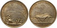Silbermedaille 1755 Frankfurt-Stadt  Sehr selten. Fast vorzüglich  475,00 EUR envoi gratuit
