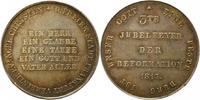Silbermedaille 1817 Frankfurt-Stadt  Vorzüglich - Stempelglanz  125,00 EUR  + 4,00 EUR frais d'envoi