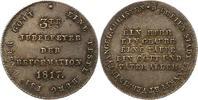 Silberabschlag von den Stempeln des Dukaten 1817 Frankfurt-Stadt  Schön... 65,00 EUR  + 4,00 EUR frais d'envoi