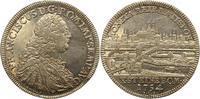 Taler 1754 Regensburg-Stadt  Winz. Kratzer, vorzüglich +  525,00 EUR envoi gratuit