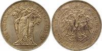 Feinsilbertaler 1868 Haus Habsburg Franz Joseph I. 1848-1916. Schöne Pa... 275,00 EUR envoi gratuit