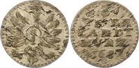 3 Pfennig 1687 Brandenburg-Preußen Friedrich Wilhelm 1640-1688. Sehr se... 85,00 EUR  zzgl. 4,00 EUR Versand