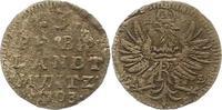 3 Pfennig 1703  CS Brandenburg-Preußen Friedrich I. 1701-1713. Rauher S... 32,00 EUR  zzgl. 4,00 EUR Versand