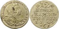 1/12 Taler 1754  C Brandenburg-Preußen Friedrich II. 1740-1786. Schrötl... 40,00 EUR  zzgl. 4,00 EUR Versand