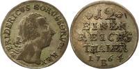 1/12 Taler 1764  B Brandenburg-Preußen Friedrich II. 1740-1786. Fast se... 20,00 EUR  zzgl. 4,00 EUR Versand