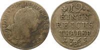 1/12 Taler 1765  B Brandenburg-Preußen Friedrich II. 1740-1786. Kl. Ste... 10,00 EUR  zzgl. 4,00 EUR Versand