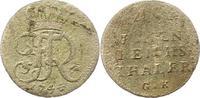 1/48 Taler 1744  GK Brandenburg-Preußen Friedrich II. 1740-1786. Schön  12,00 EUR  zzgl. 4,00 EUR Versand