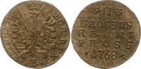 2 Gröscher 1 1768  E Brandenburg-Preußen Friedrich II. 1740-1786. Fast ... 25,00 EUR  zzgl. 4,00 EUR Versand