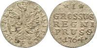 Groschen 1764  E Brandenburg-Preußen Friedrich II. 1740-1786. Winz. Sch... 32,00 EUR  zzgl. 4,00 EUR Versand