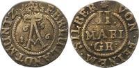 2 Mariengroschen 1656 Braunschweig-Wolfenbüttel August der Jüngere 1635... 14,00 EUR  zzgl. 4,00 EUR Versand