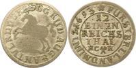 1/12 Taler Landmünze 1 1693 Braunschweig-Wolfenbüttel Rudolf August und... 12,00 EUR  zzgl. 4,00 EUR Versand