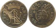 1/24 Taler 1692 Braunschweig-Wolfenbüttel Rudolf August und Anton Ulric... 16,00 EUR  zzgl. 4,00 EUR Versand