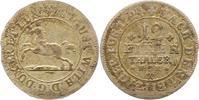 Braunschweig-Wolfenbüttel 1/12 Taler August Wilhelm 1714-1731.