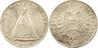 5 Schilling 1936 Österreich Erste Republik 1918-1938. Fast Stempelglanz  145,00 EUR  zzgl. 4,00 EUR Versand