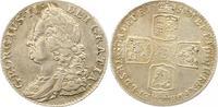 Shilling 1750 Großbritannien George II. 1727-1760. Sehr schön  65,00 EUR  Excl. 4,00 EUR Verzending