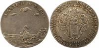 Silbermedaille 1739 Hamburg, Stadt  Sehr schön  85,00 EUR  Excl. 4,00 EUR Verzending