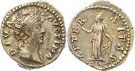 Denar  Kaiserzeit Faustina Mater, Gemahlin des Antoninus Pius + 141. Sc... 495,00 EUR Gratis verzending