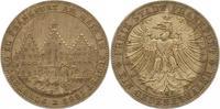 Taler 1863 Frankfurt-Stadt  Schöne Patina. Vorzüglich  225,00 EUR  +  4,00 EUR shipping