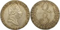 2/3 Taler 1814  C Braunschweig-Calenberg-Hannover Georg III. 1760-1820.... 225,00 EUR  Excl. 4,00 EUR Verzending