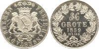 36 Grote 1859 Bremen-Stadt  Winz. Randfehler, berieben, vorzüglich +  95,00 EUR  Excl. 4,00 EUR Verzending