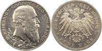 5 Mark 1902 Baden Friedrich I. 1856-1907. Vorzüglich +  165,00 EUR  +  4,00 EUR shipping