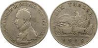 Taler 1818  D Brandenburg-Preußen Friedrich Wilhelm III. 1797-1840. Sch... 55,00 EUR  +  4,00 EUR shipping