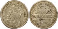 1/12 Taler 1717 Sachsen-Hildburghausen Ernst Friedrich I. 1715-1724. Fa... 225,00 EUR  Excl. 4,00 EUR Verzending