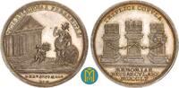 Nürnberg Medaille 1755 Silbermedaille von Werner 2