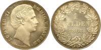 1 Gulden 1868 Bayern, Königreich Ludwig II. (1864-1886): 1 Gulden 1868 ... 350,00 EUR  +  7,50 EUR shipping