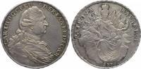 Konventionstaler (Madonnentaler) 1778 Bayern, Kurfürstentum Karl Theodo... 200,00 EUR  +  7,50 EUR shipping