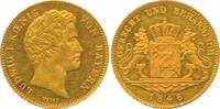 Dukat 1848 Bayern, Königreich Ludwig I. (1825-1848) Prachtexemplar, min... 4000,00 EUR free shipping