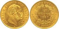 Halbe Vereinskrone 1867 Brandenburg-Preußen, Königreich Wilhelm I. (186... 4250,00 EUR free shipping