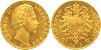 Deutsches Kaiserreich, Bayern 20 Mark Ludwig II. (1864-1886)
