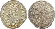 3 Kreuzer (Groschen) 1691 Bayern, Kurfürstentum Maximilian II. Emanuel,... 375,00 EUR  +  7,50 EUR shipping