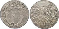 2/3 Taler 1679 Sachsen-Gotha-Altenburg, Herzogtum Friedrich I. (1675-16... 100,00 EUR  +  7,50 EUR shipping