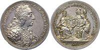 Silbermedaille auf seine Kaiserwahl - RR 1742 Bayern, Kurfürstentum Kar... 1000,00 EUR free shipping