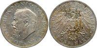 5 Mark 1914 D Deutsches Kaiserreich, Bayern Ludwig III. (1913-1918) wz.... 200,00 EUR  +  7,50 EUR shipping