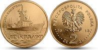 "2 Zlote 2013 Polen - Polska - Poland Raketenfregatte ""General K.  Pulas... 0,75 EUR  zzgl. 4,50 EUR Versand"
