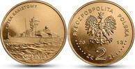 2 Zlote 2013 Polen - Polska - Poland Polnische Kriegsschiffe: Minensuch... 0,75 EUR  zzgl. 4,50 EUR Versand