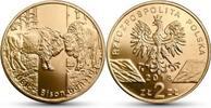 2 Zlote 2013 Polen - Polska - Poland Bison, Wisent BISON BONASUS unzirk... 1,00 EUR  zzgl. 4,50 EUR Versand