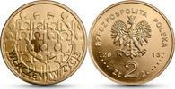2 Zlote 2013 Polen - Polska - Poland 50 Jahre Vereinigung für geistig B... 0,75 EUR  zzgl. 4,50 EUR Versand
